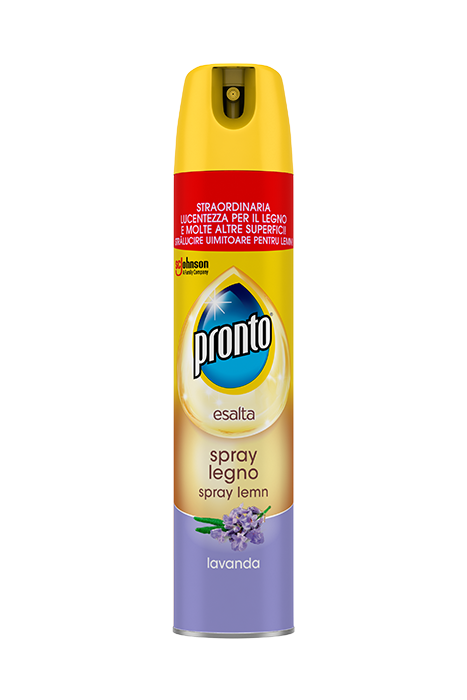 Pronto Spray Legno Lavanda